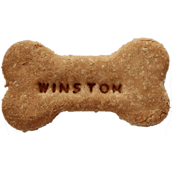 Pawsonalised PB Biscuit